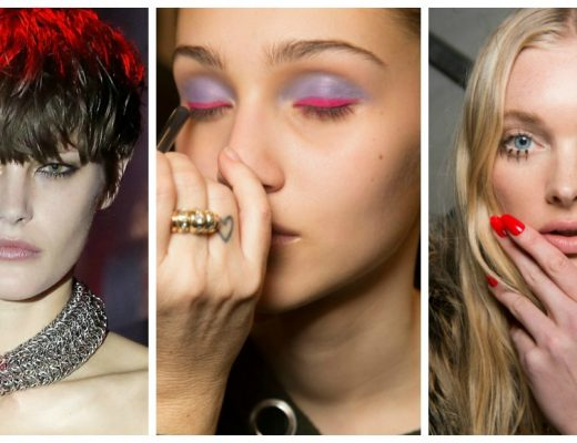NYFW BEAUTY LOOKS FEATURE
