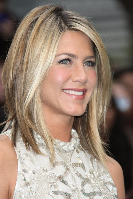 jennifer anniston hair inspiration