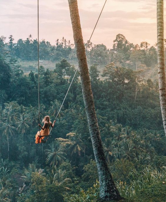 wanderlust best travel instagrams bali jungle