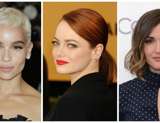 best hair trends 2017