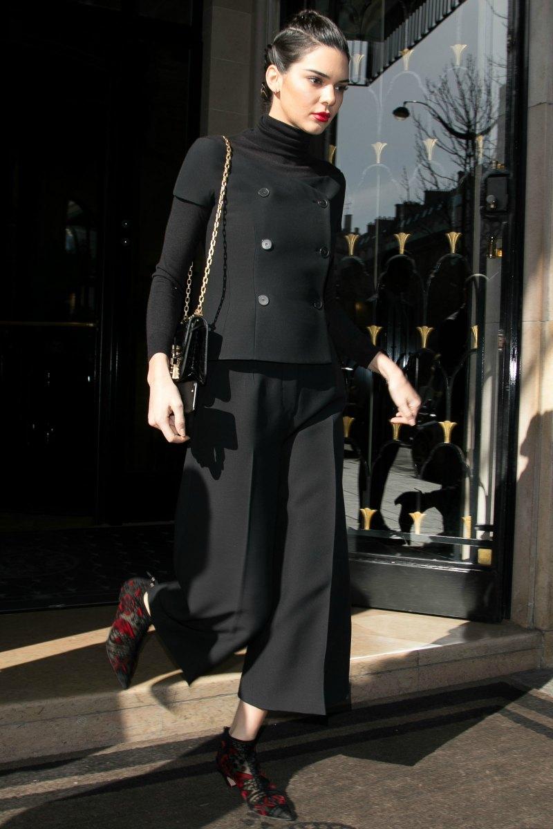 fashion ideas work style all black
