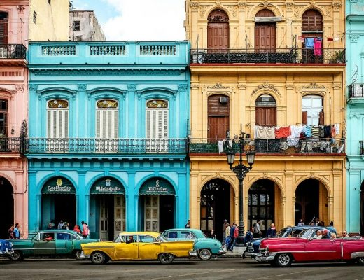 where to travel in 2018 cuba