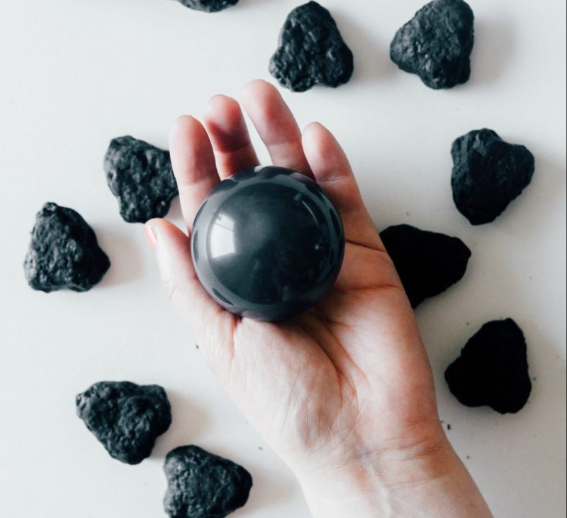 best charcoal products jelly ball cleanser