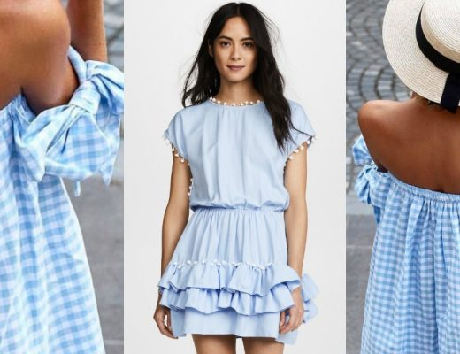 summer blues shopping post