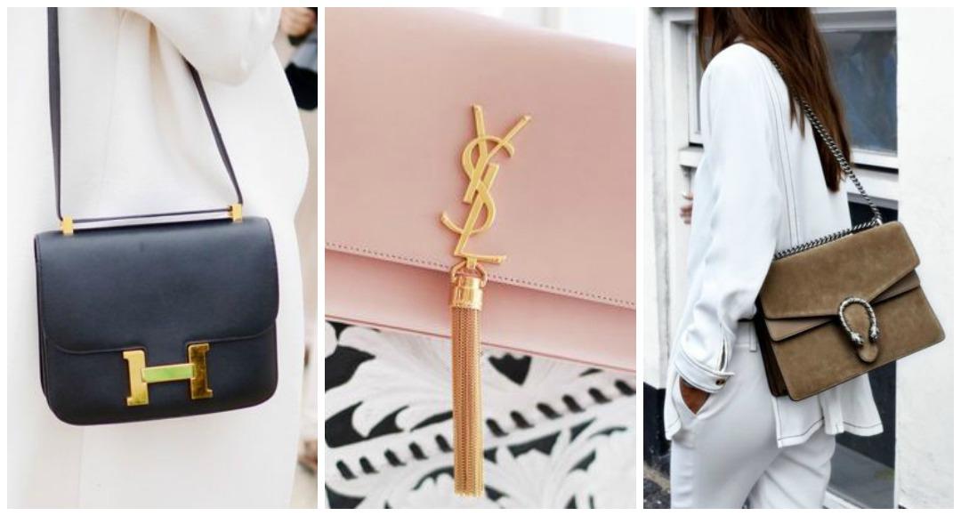 designer handbags feature