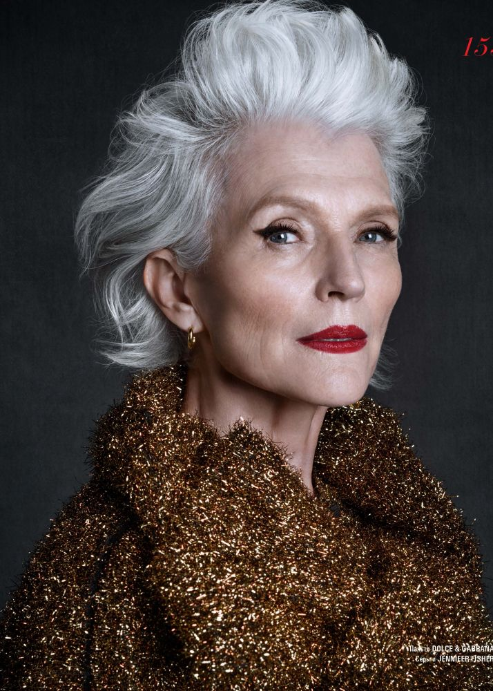 Maye Musk: The 70 Year Old Model of the Moment