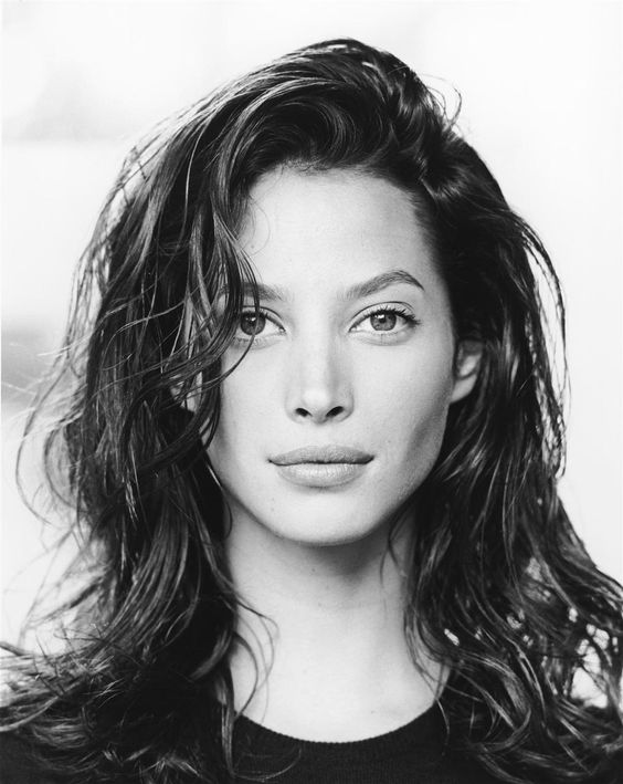 natural beauty born with it beauty christy turlington