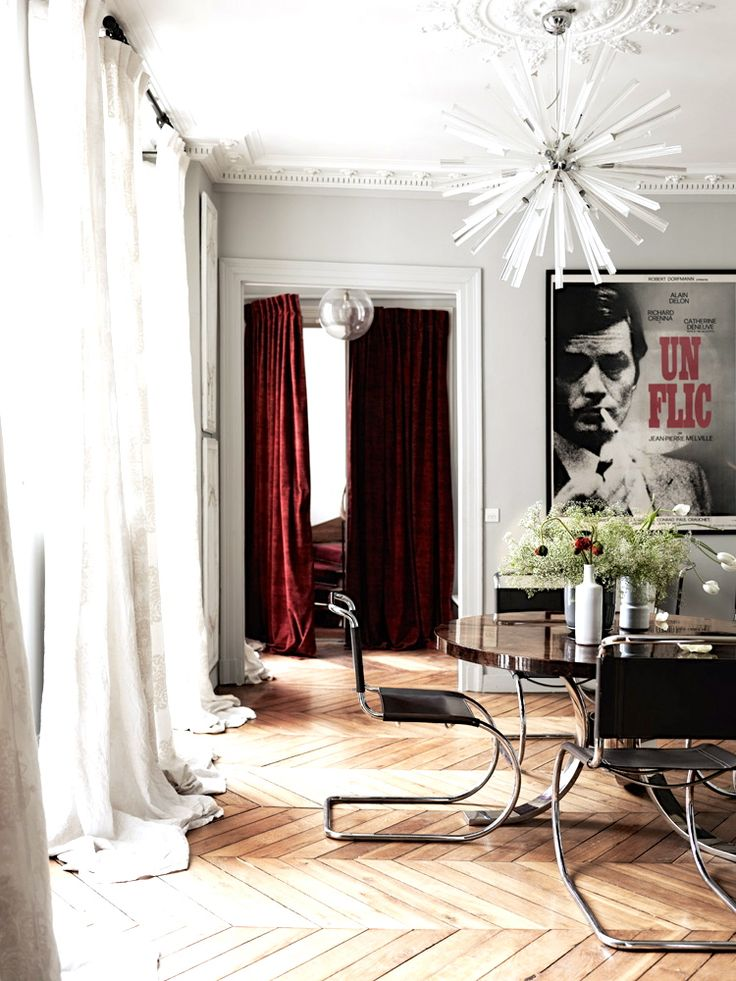 how to make your apartment look more chic