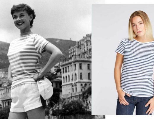breton stripe clothing feature