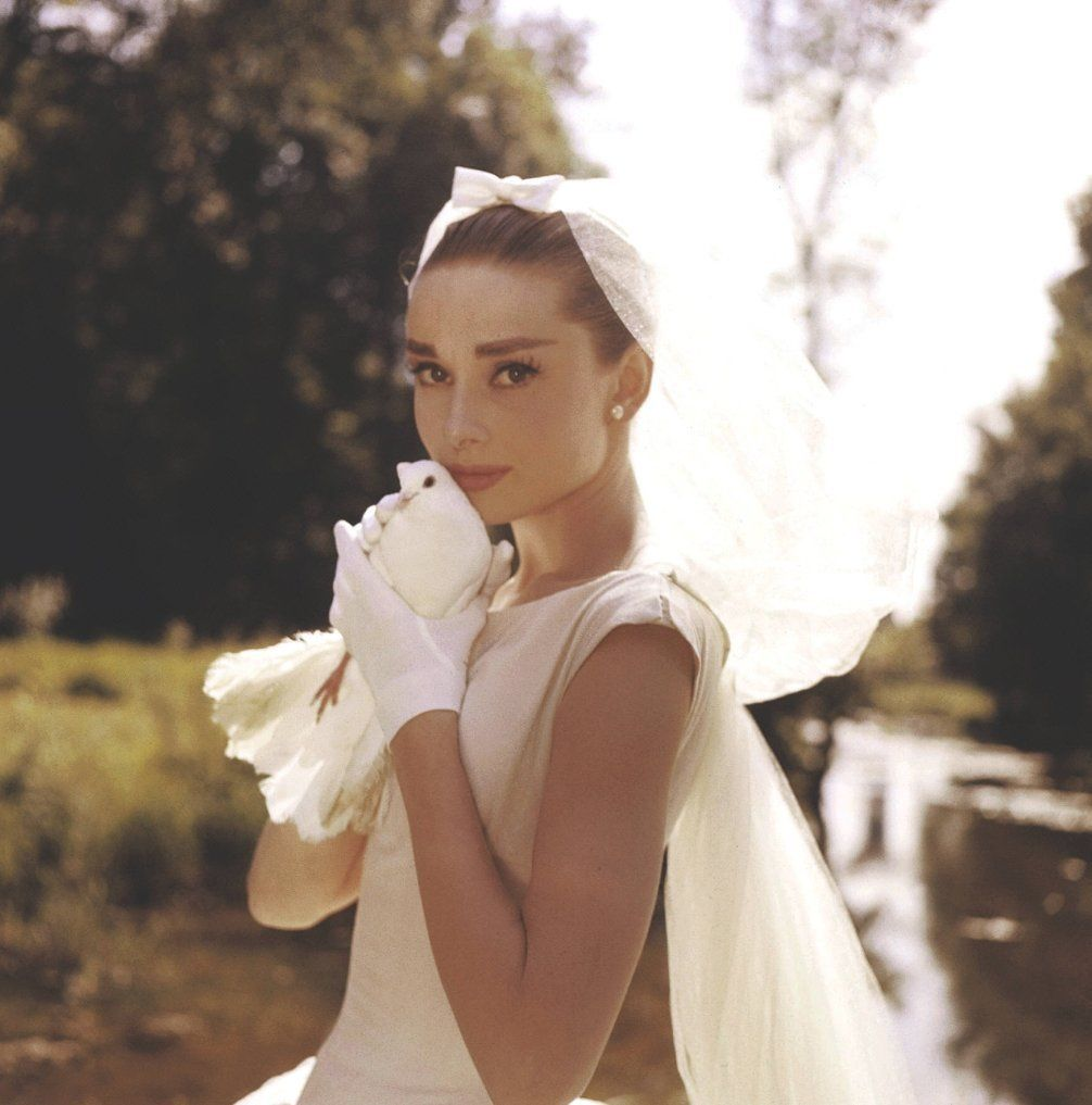 An interview with audrey hepburn australian fashion blog for Audrey hepburn inspired wedding dress