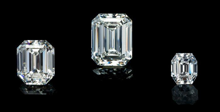 Beautiful diamonds at diamond registry
