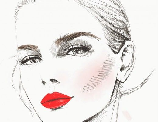 Beauty Hacks Garance Dore Illustration