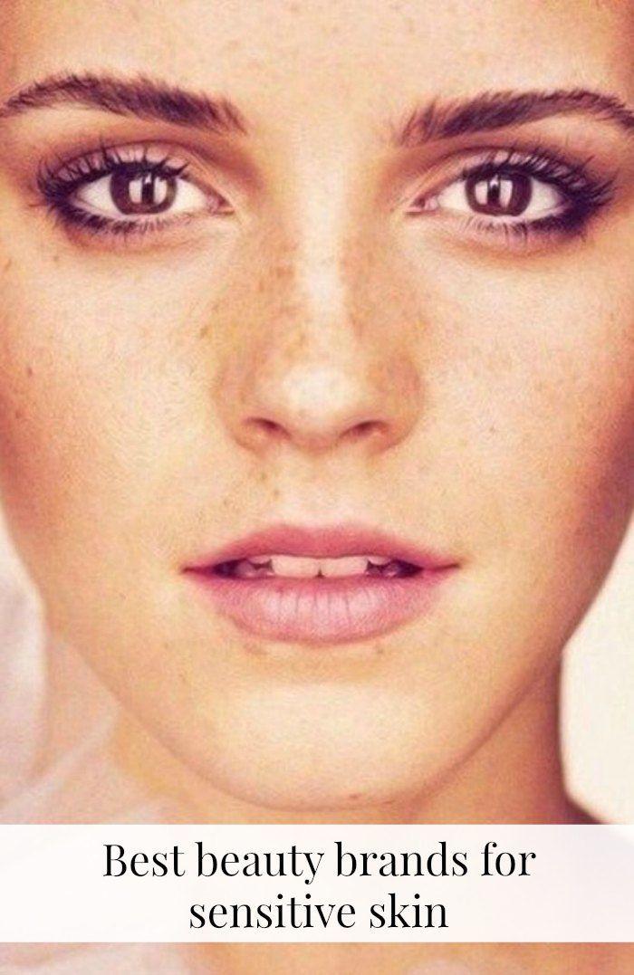 Best beauty brands for sensitive skin