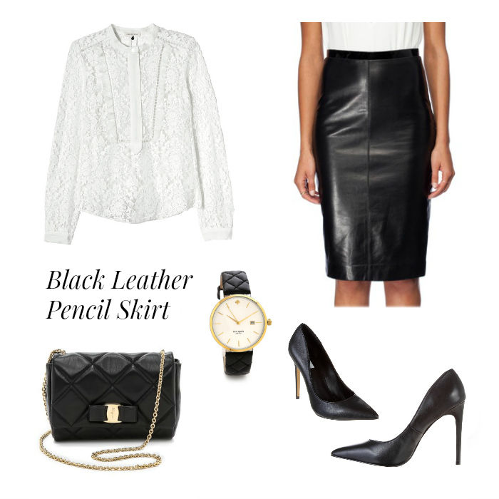 leather skirts a must for every womans wardrobe