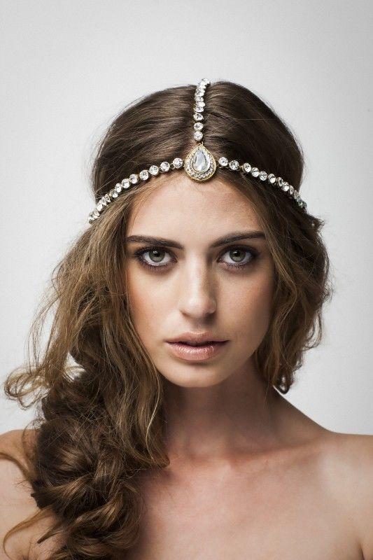Hitched Magazine On Headpieces Australian Fashion Blog