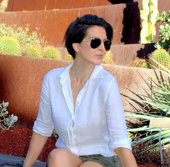 Vanessa Roberts Fashion Editor, Breakfast With Audrey
