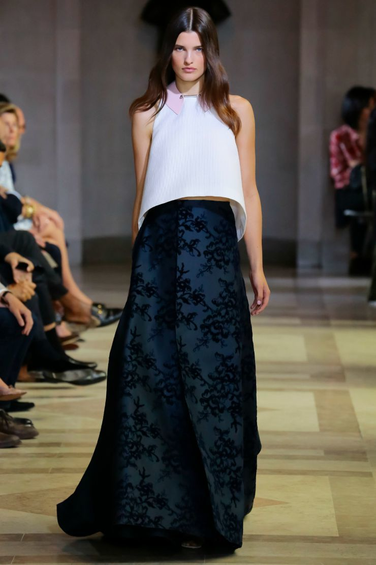 CAROLINA HERRERA FALL 2015 G