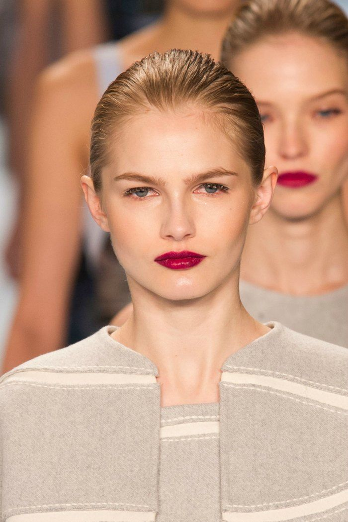 Winter beauty at Carolina Herrera. Image: stylebistro.com
