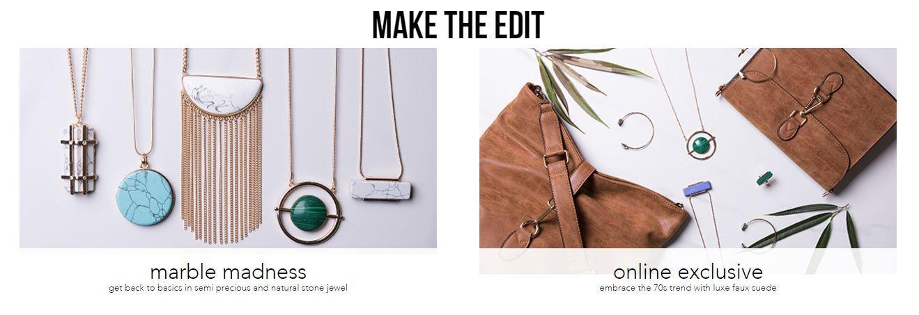 Colette Hayman Online Store