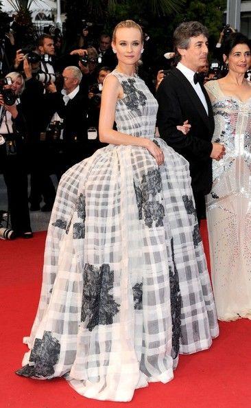 Diane+Kruger+Dresses+Skirts+Evening+Dress+CQwm5I9bFAxl