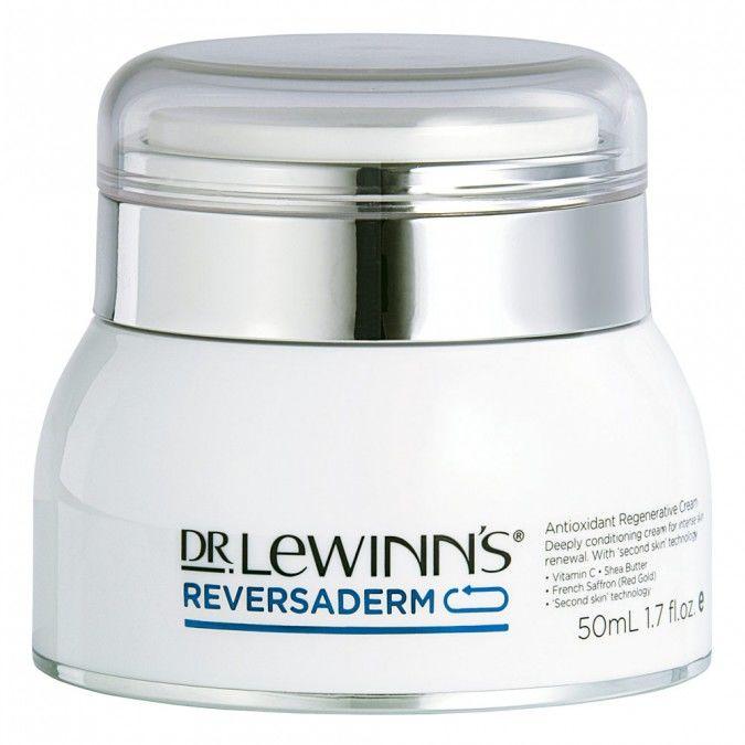 Dr Lewinns Reversaderm Beauty Review moisturiser
