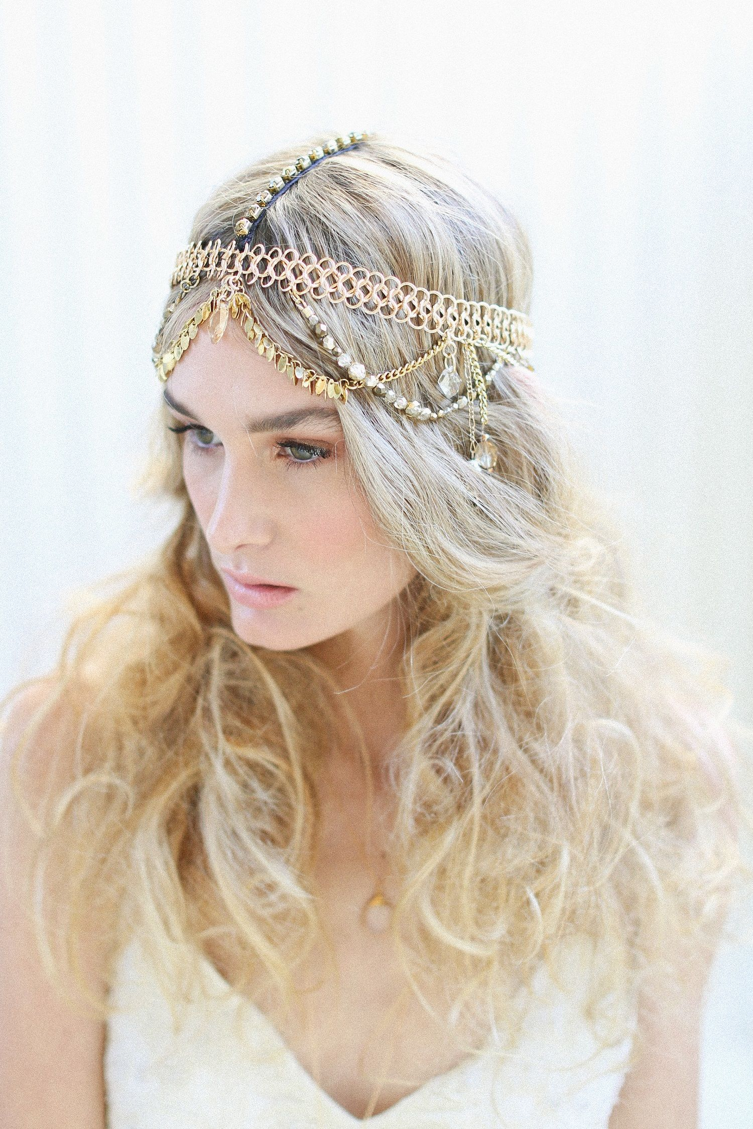 Embellished headpiece 1