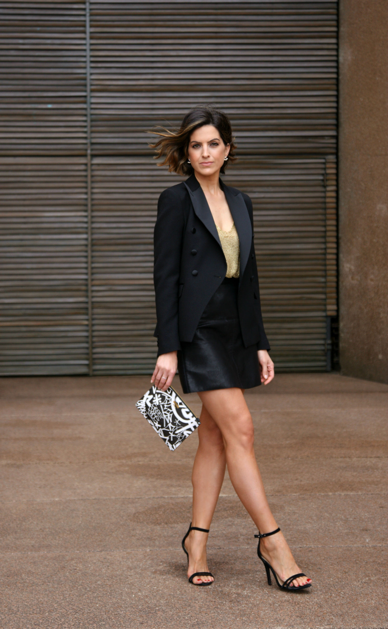 Tuxedo Jacket outfit Editorial