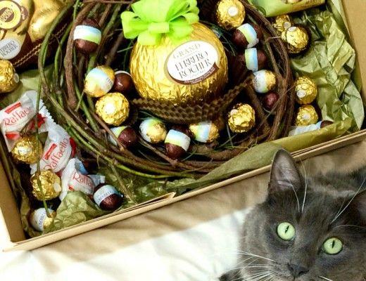 Ferrero Rocher Easter feature