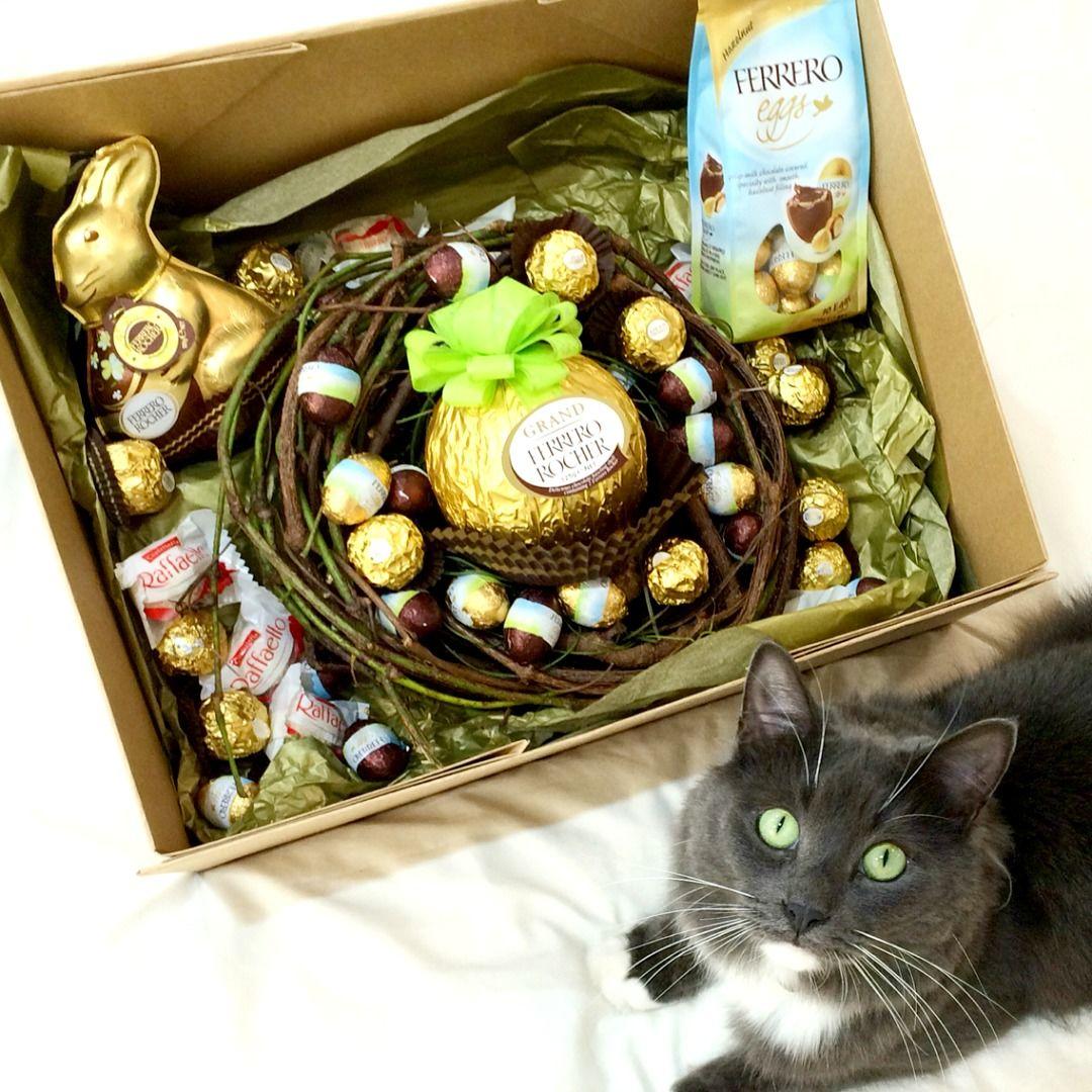 Ferrero Rocher Easter