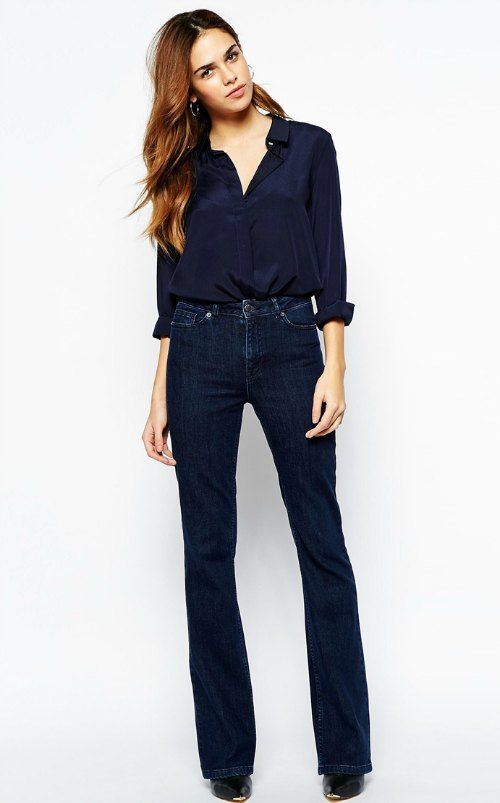 Warehouse flared jean from ASOS $83