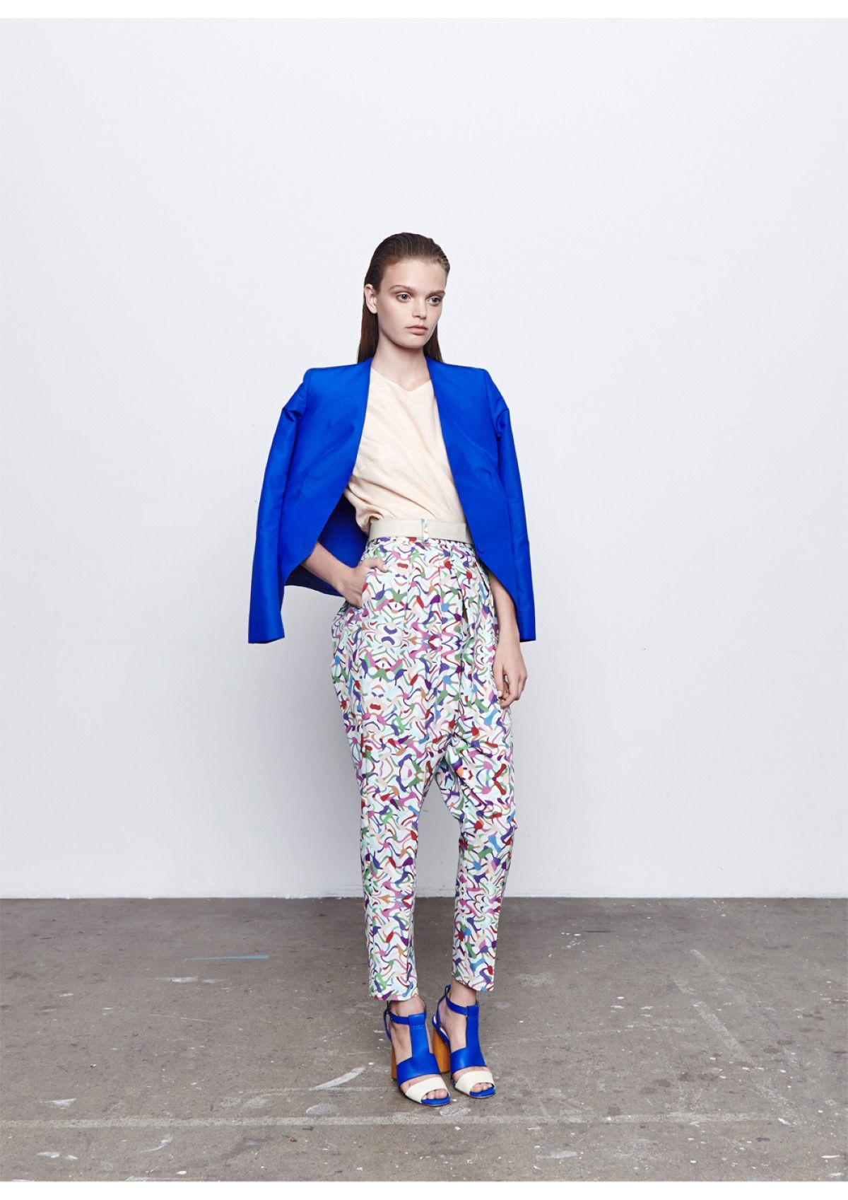 Gary Bigeni Spring Summer 13 Breakfast With Audrey Outfit Ideas What To Wear Fashion