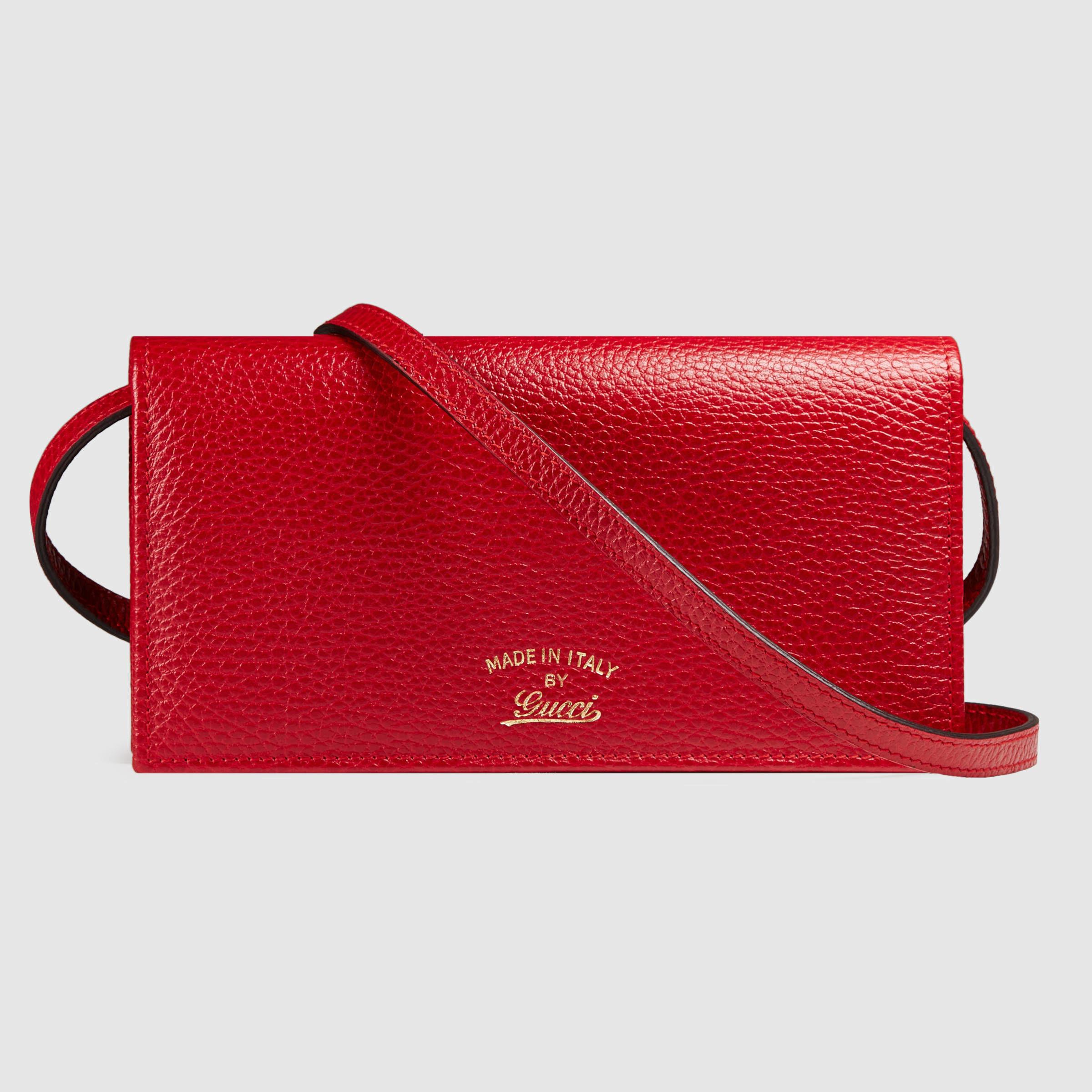 Gucci-Swing-leather-mini-bag