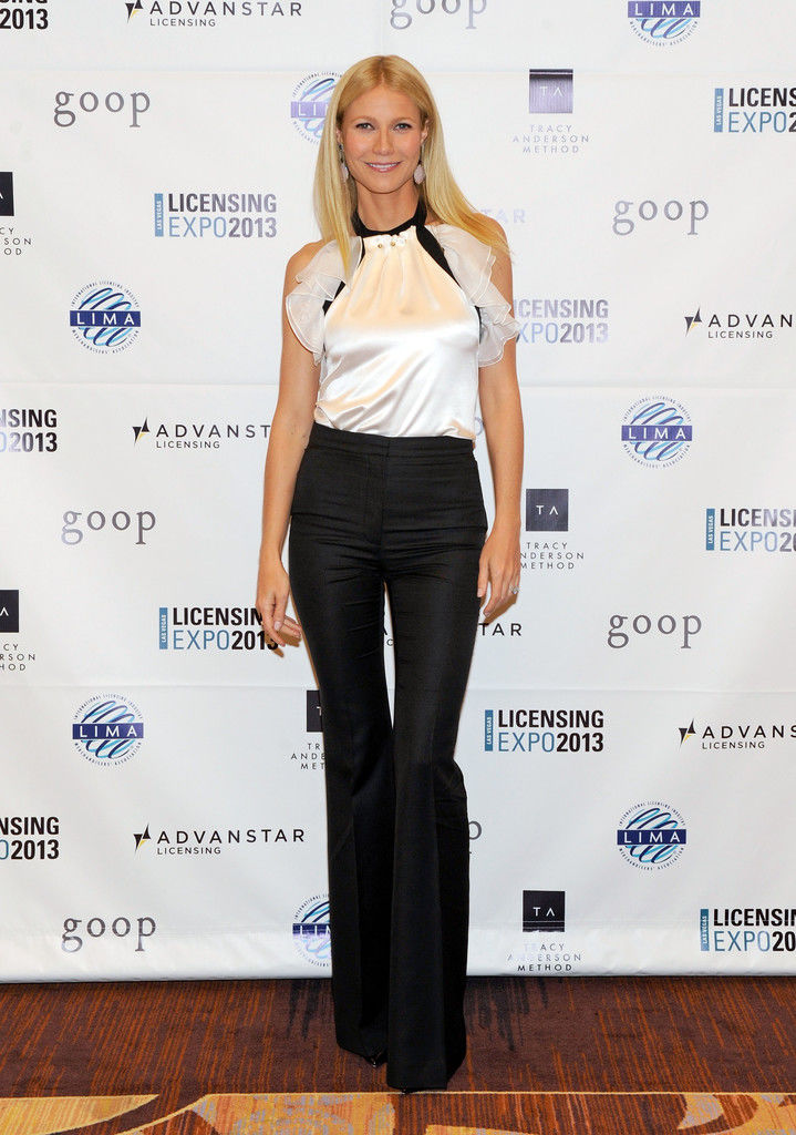 Gwyneth+Paltrow+Celebs+Licensing+Expo+Las+BfoAUSQaQPdx