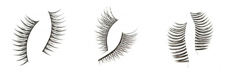 Helen Dowsley eyelashes