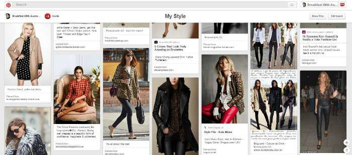 How To Shop Your Wardrobe - Pinterest