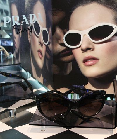 Prada Swing At Sunglass Hut • Australian Fashion Blog ...
