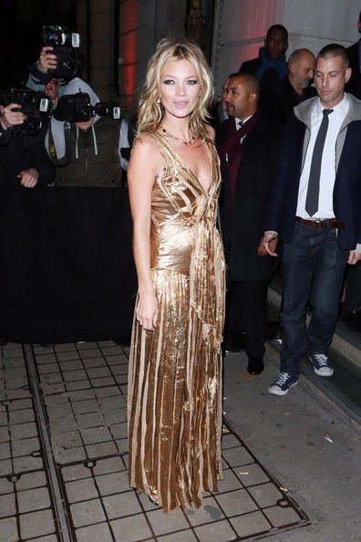 afd4cad122 Kate Moss in Marc Jacobs at the  Kate  The Kate Moss Book  New York Party