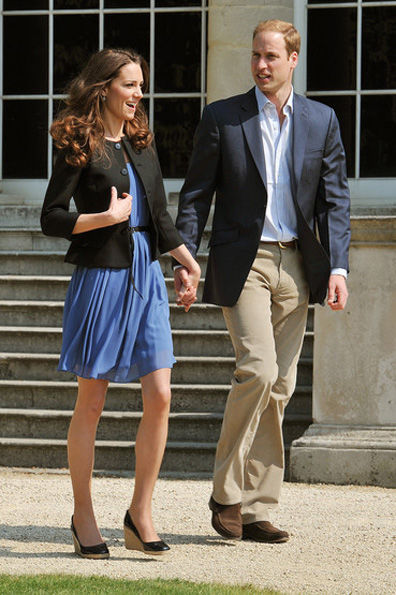 Kate Middleton's Wedge Shoes Could Be