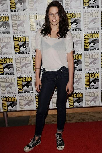 Kristen Stewart at Comic-Con 2011