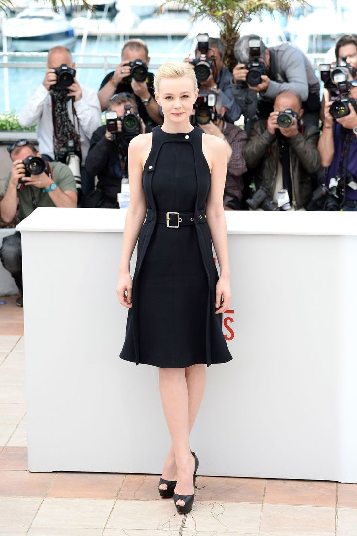 Carey Mulligan LBD