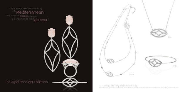 LOOK BOOK Aklex Perfffry for Magnolia Silver Jewellery