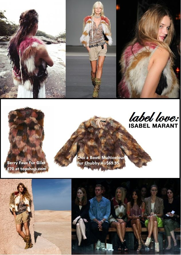 Label Love- Isabel Marant