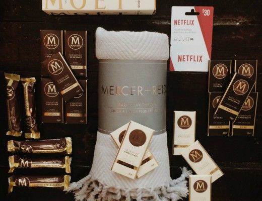 Win a decadent magnum chocolate prize pack