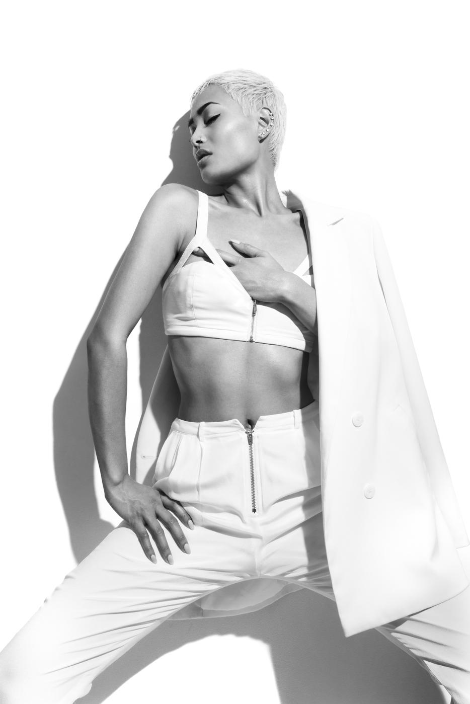Micah Gianneli X Mossman Platinum | BMN S/S Campaign | By Jesse