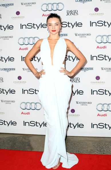 Miranda Kerr In Carla Zampatti | Classy Outfit Ideas | What