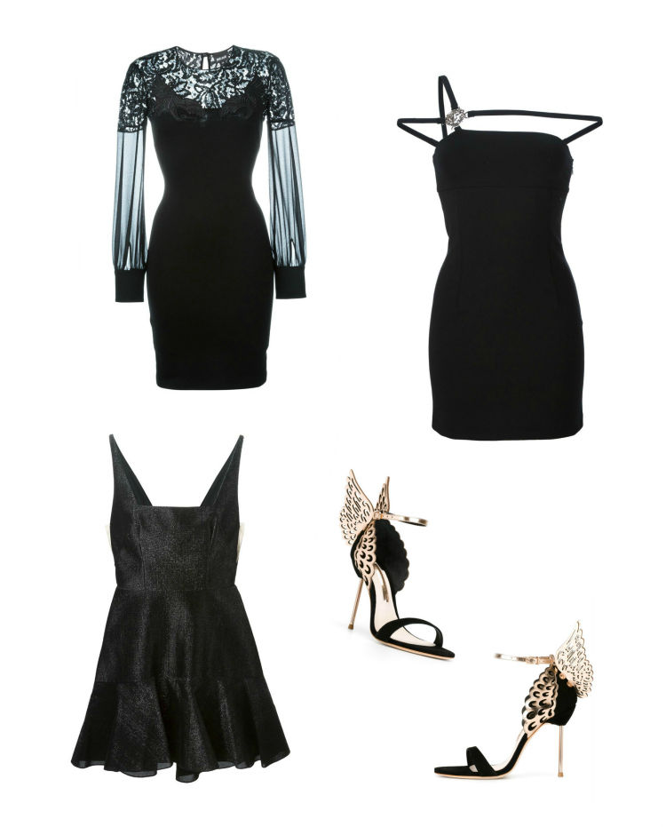 NYE Outfit - The Little Black Dress