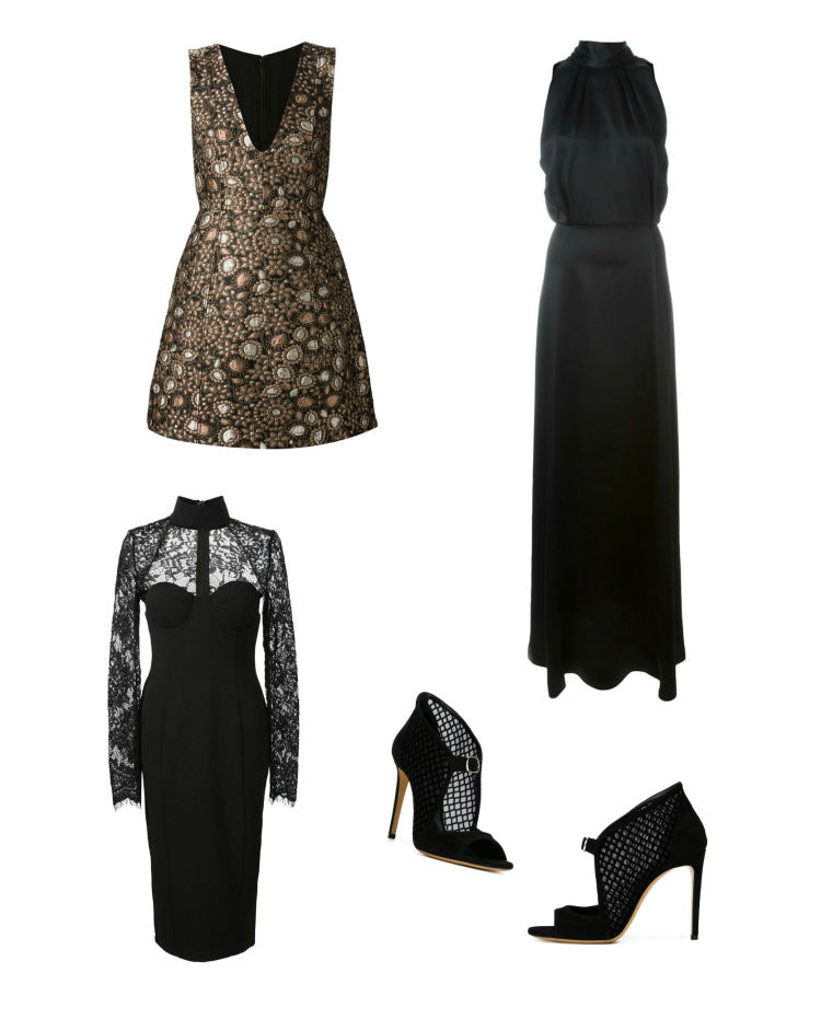 New Years Eve Outfit Hostess