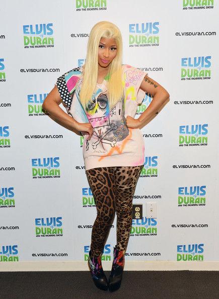 Nicki+Minaj+Visits+Elvis+Duran+Morning+Zoo+zHweQ3OJdnzl