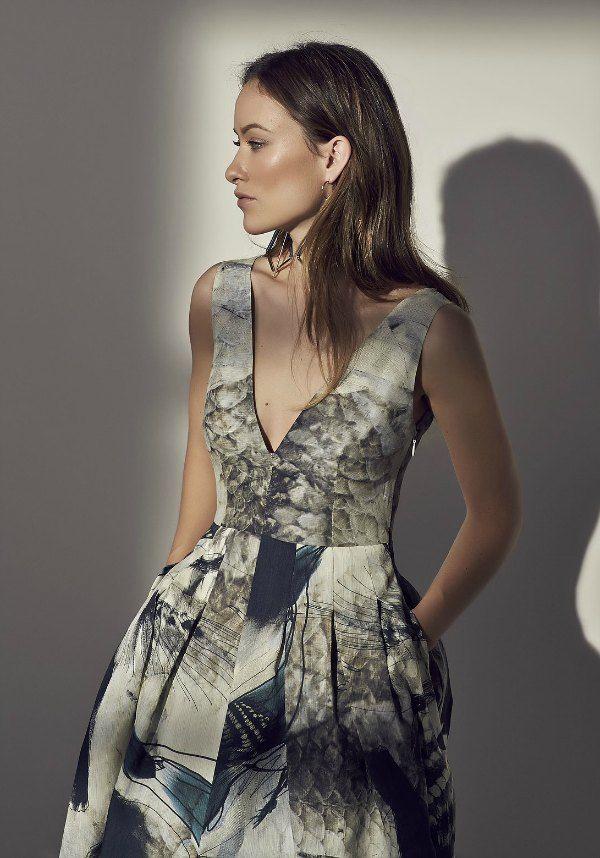 Olivia-Wilde-for HM-Conscious-Exclusive