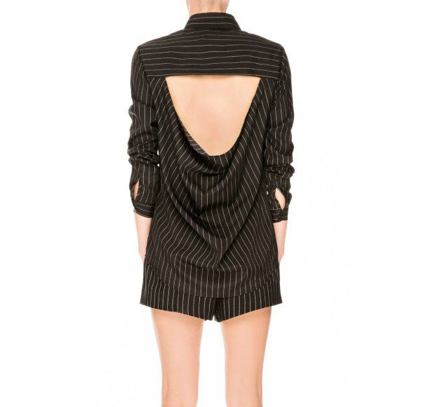Open Backed Shirt Finders Keepers $119.95